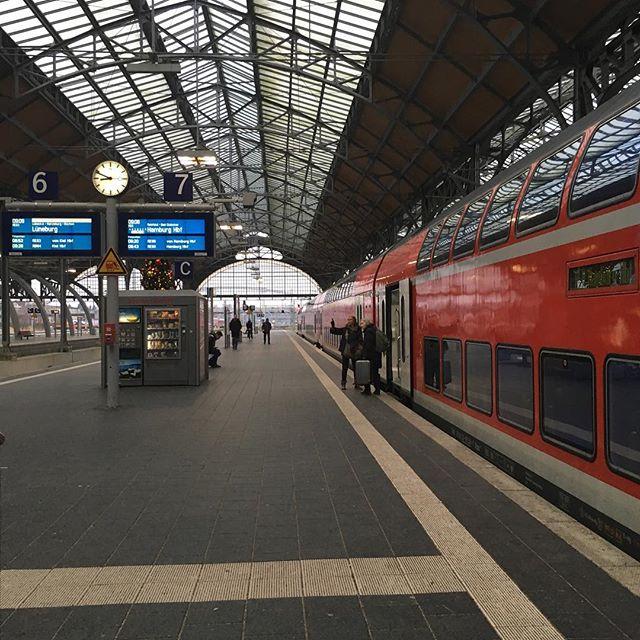 In Lübeck angekommen. #bchl17