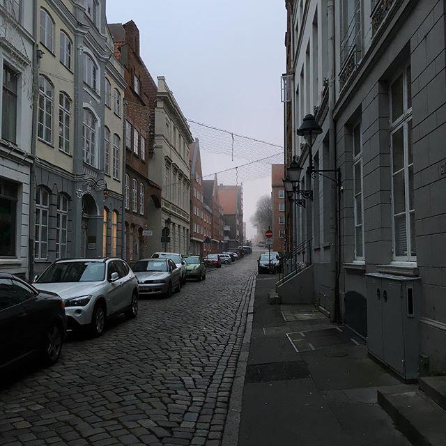 Lübeck am Morgen #lübeck #bchl17