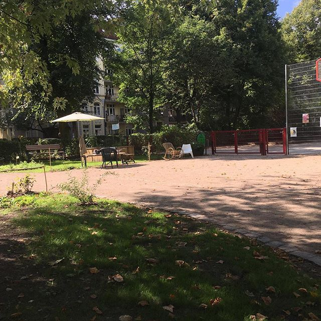Stephanusgarten in Eimsbüttel