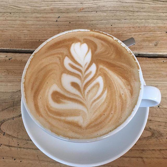 Ein Coffee am Morgen ist was feines. #coffee #eimsbush #eimsbüttel #hh