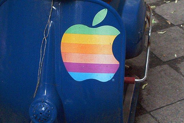 Vor Jahren mal fotografiert, wie die digitale Fotografie noch am Anfang war. #fotografie #digitalfotgrafie #apple