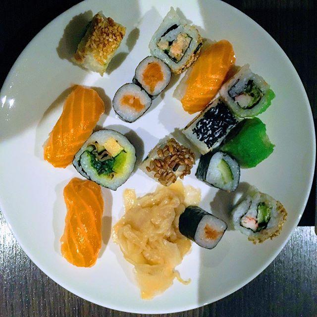 Sushi Time #sushi
