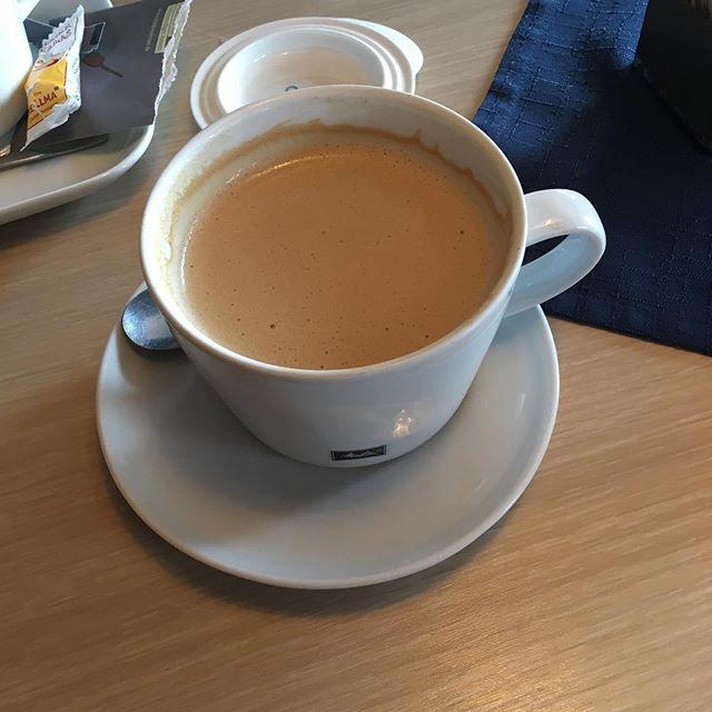 Der MittagsMilchcoffee #milchkaffeeliebe #milchcoffee