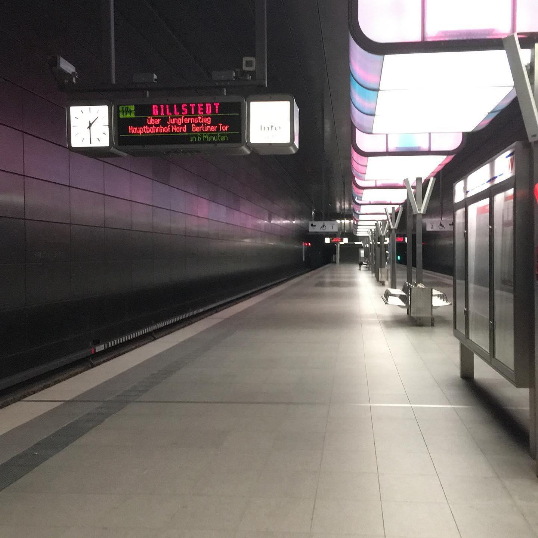 U-Bahn Hafen City Universität